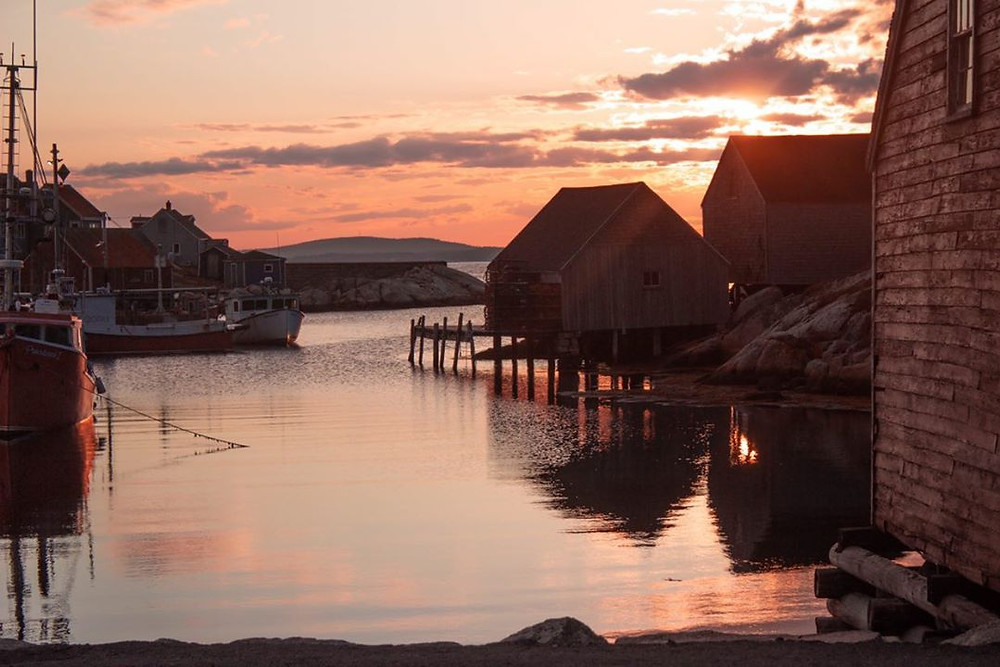 Photo taken by @thisisbema at Peggy's Cove. This photo is available for print. DM him on Instagram for purchasing detail.