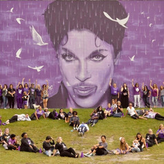 Peace, Love and Prince