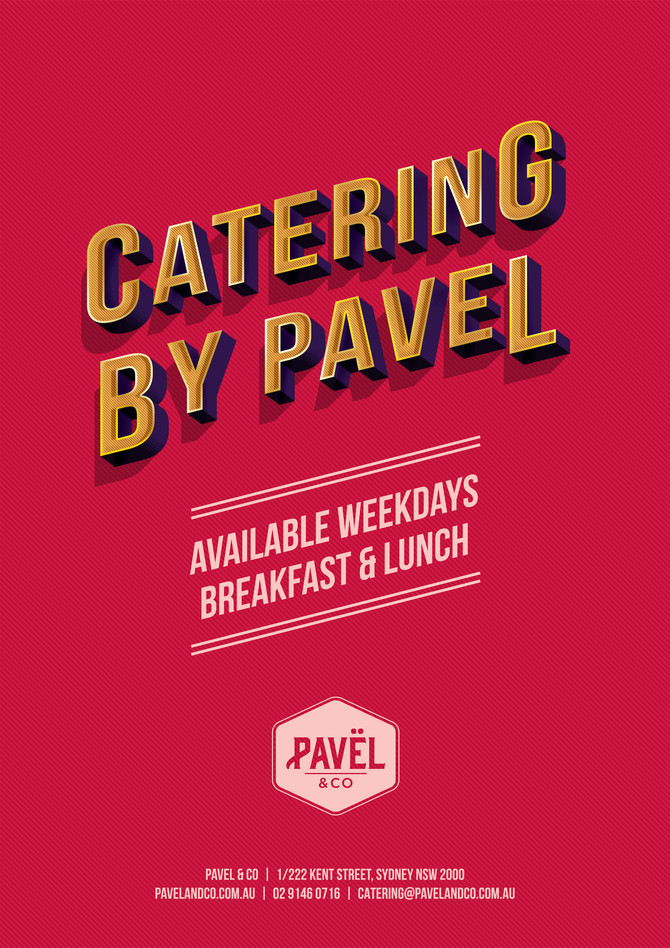 Need Catering?