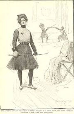 Woman fencer 1901.jpg