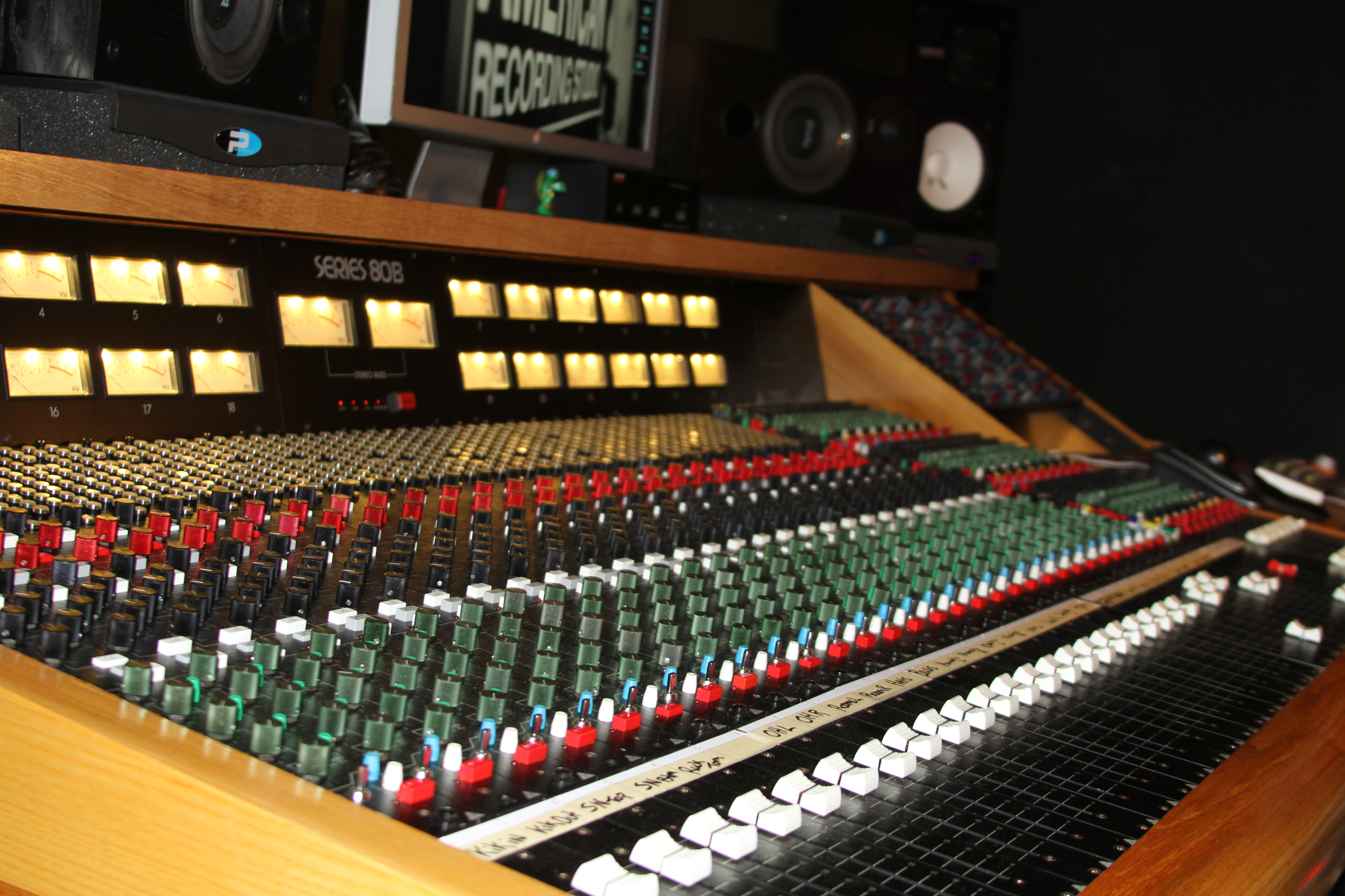Trident 80B Console