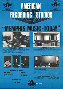 Recording Studio in Memphis