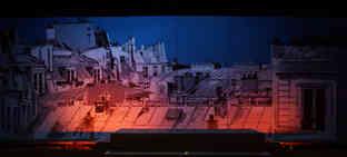 Phantom of the Opera Set
