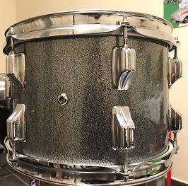 Rogers black sparkle