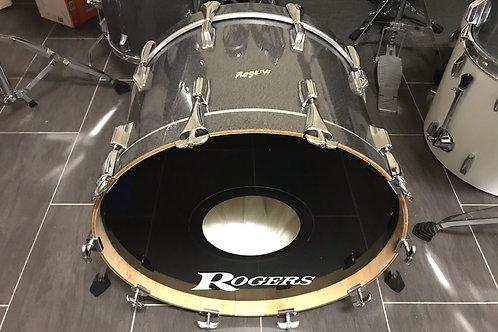 Bass Drum Wrap
