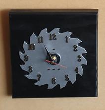 Saw Blade Clock  $40