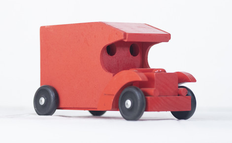 Red Truck  $16