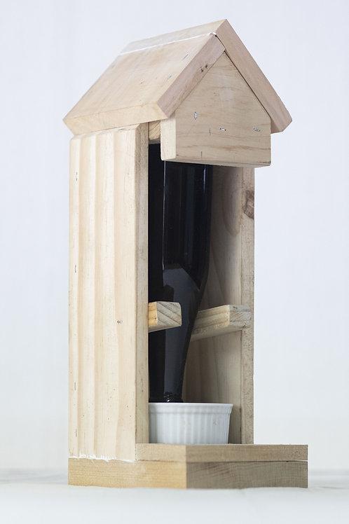 Tui bird feeder sugar water