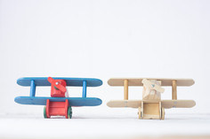 Wooden Toy Plane $15 each