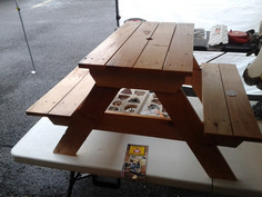 Childs Picnic Table $120