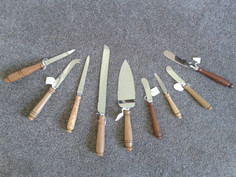 Knives $8 - $12
