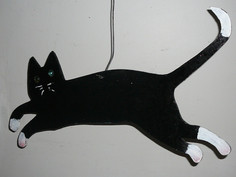 Scary Cat $10