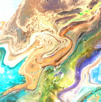 Acrylic Pouring Painting: ASM-ART Limitless