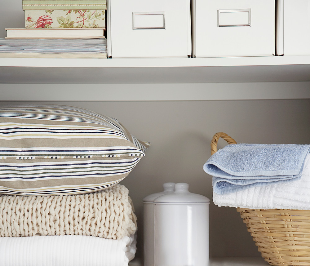Tidy closet | tips for cleaning closets | Peninsula Family Coaching