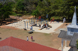 Playground from above