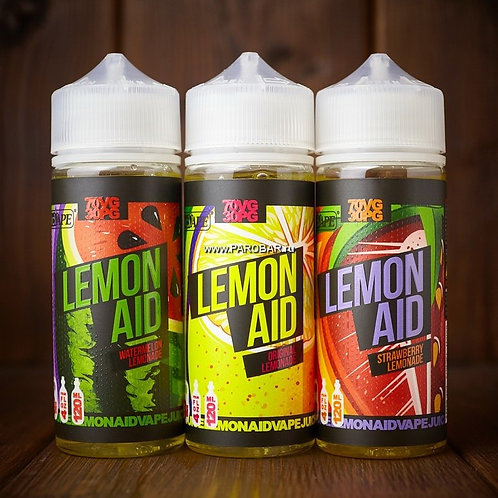 Жидкость Lemon Aid - Original lemonade 120 мл USA