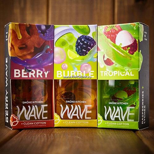 Жидкость Smoke Kitchen Wave - Candy Wave 100 мл