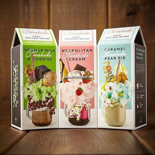 Жидкость Smoke Kitchen Overshake - Vanilla Milk & Cookies 100 мл