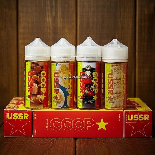 Жидкость USSR - Рассыпчатое печенье 100 мл