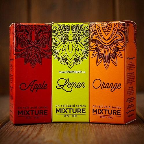 Жидкость Mixture Acid salt - Апельсин 30 мл