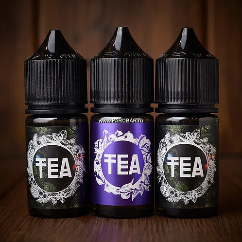 Жидкость Tea Salt - Клубника и Малина 30 мл