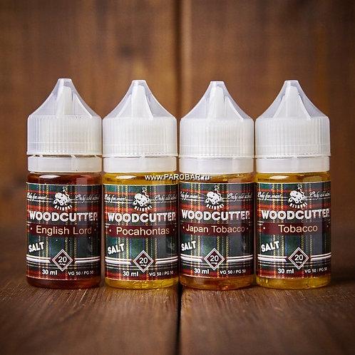 Жидкость Woodcutter Salt - Tobacco 30 мл