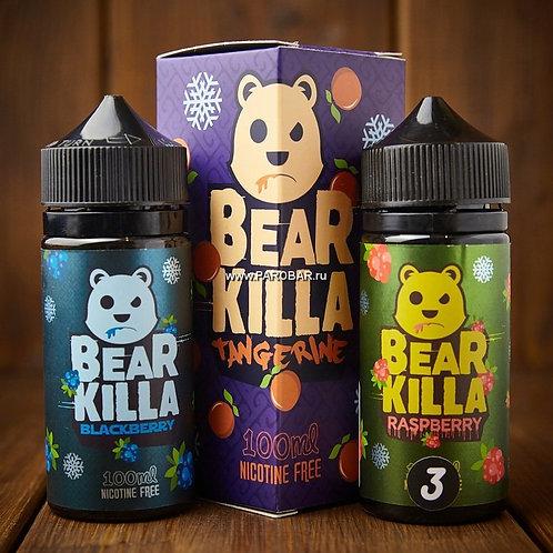 Жидкость Avalon Bear Killa - Raspberry 100 мл