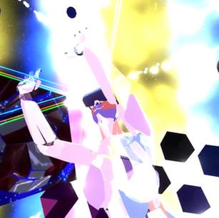 VR! My Beautiful World