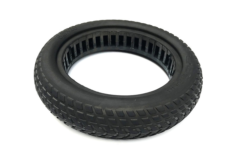 Semi solid tire