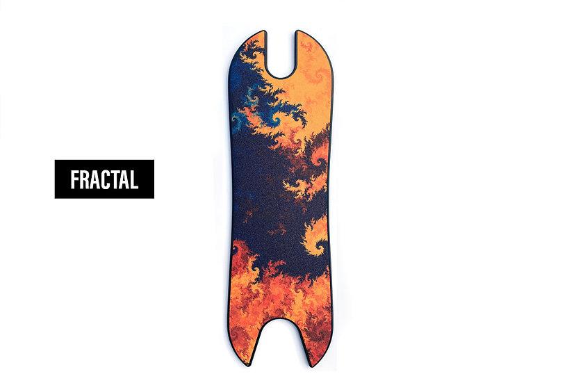 Footboard - Fractal (Ninebot Max G30)