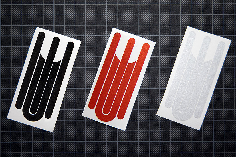 Reflective sticker (spare part)
