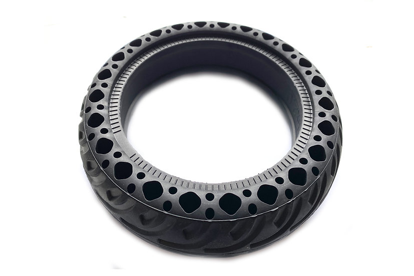 "Honey comb solid 8.5"" tire (C)"