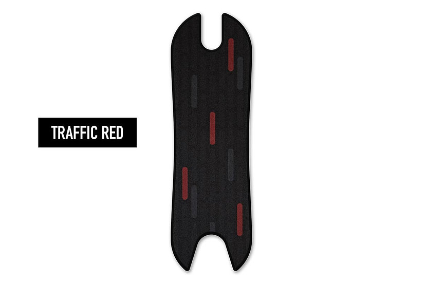 Footboard - Traffic Red (Ninebot Max G30)
