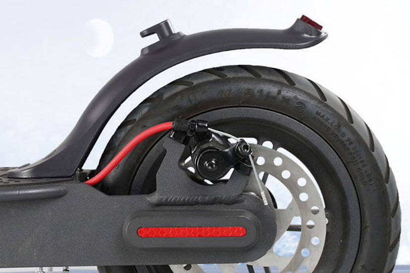 Mudguard (short) for Xiaomi scooters