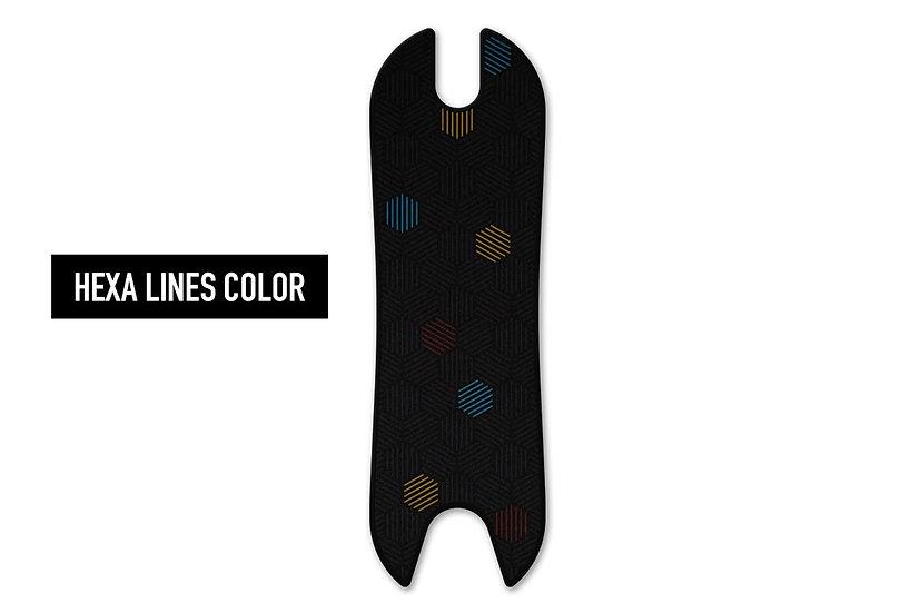 Footboard - Hexaline Color (Ninebot Max G30)
