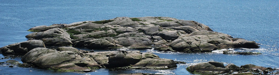 Image of the sea on the west coast of sweden
