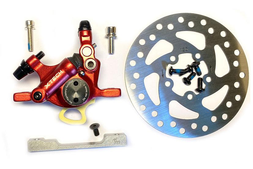 Xtech brake caliper