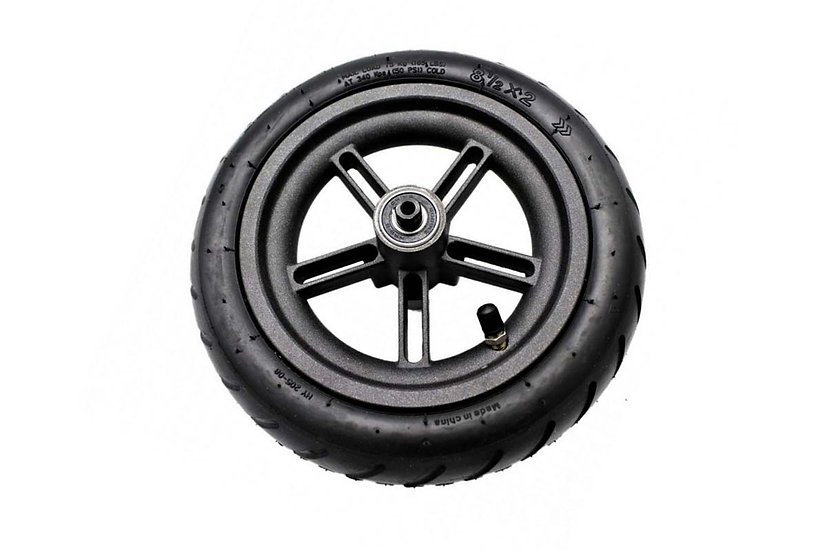 Rear wheel - rim and tire for Xiaomi Scooter