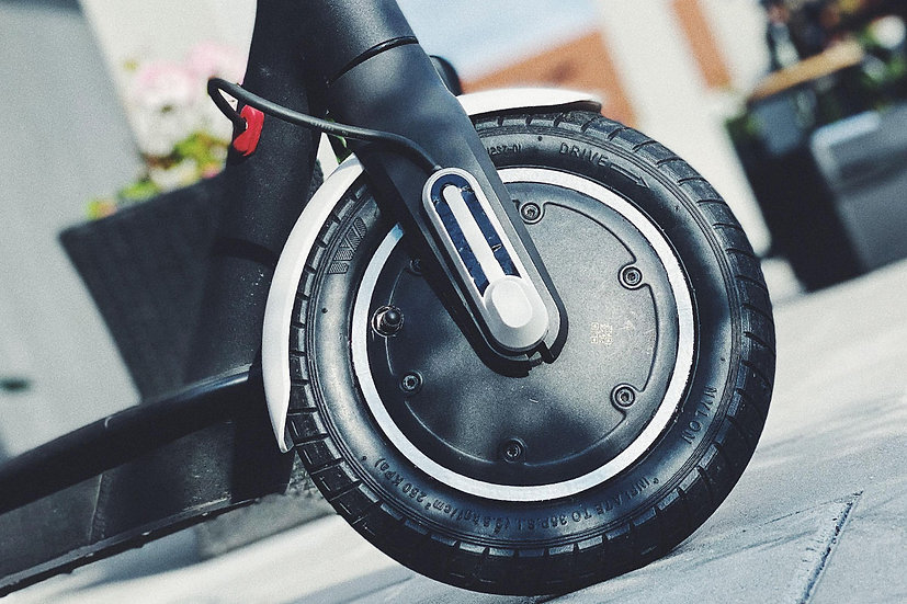 Reflective Wheel sides (Xiaomi Scooters)