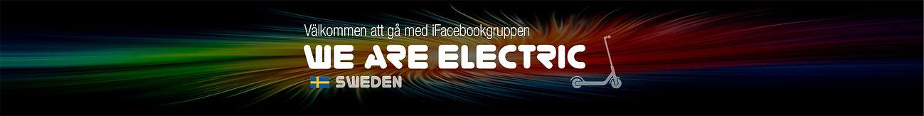 Gå med i We Are Electric Sweden