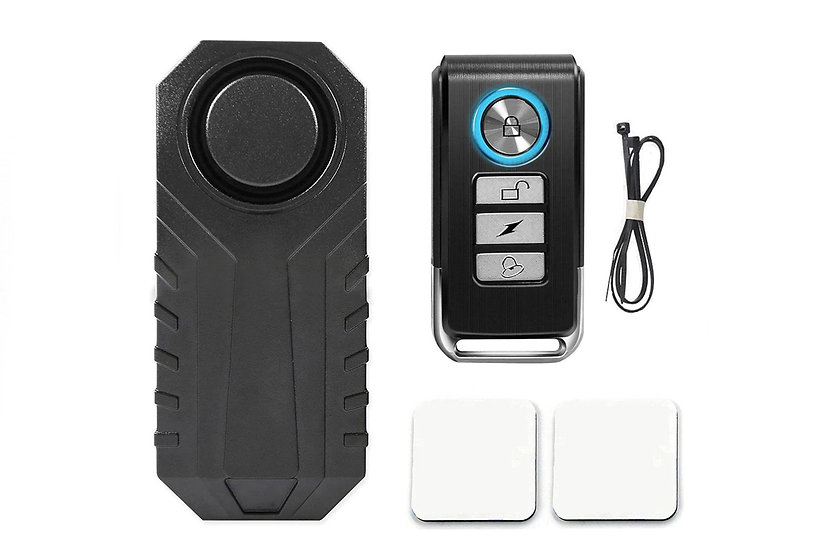 Alarm for Scooter, Bike, Motorcycle