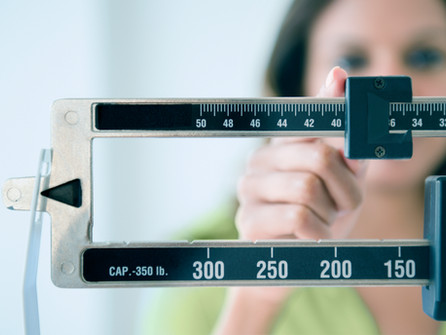 You are more than the scales!