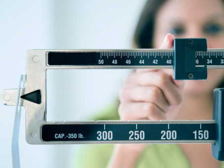 How fast should you lose weight when dieting?
