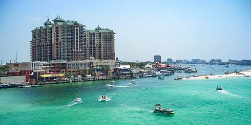 destin waterfront coast property management