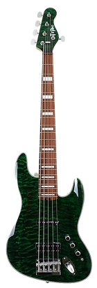 Wizard 5 Tribal Green, Quilt top, PF-1_c