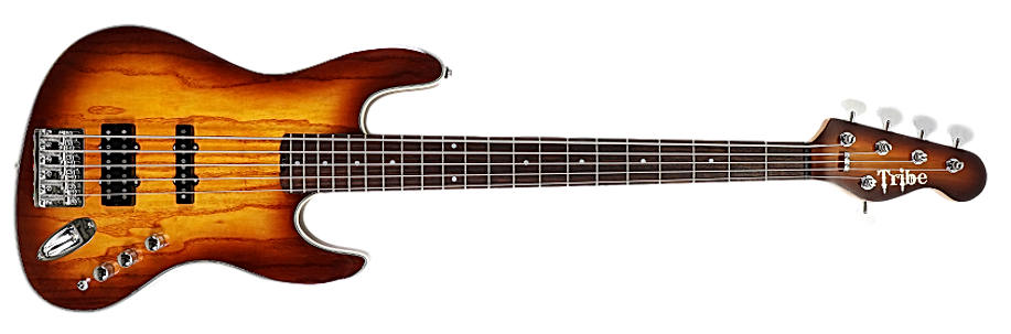 Tribe WIZARD5 RN, TSB(Tobacco burst)1_cl