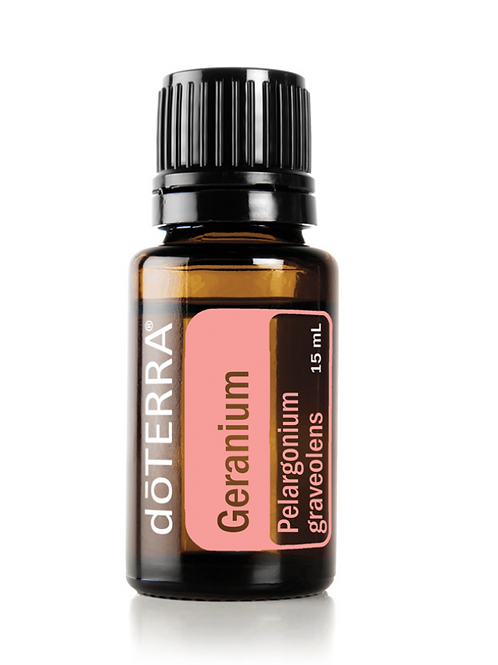 doTERRA | Essential Oils > Geranium (15ml)