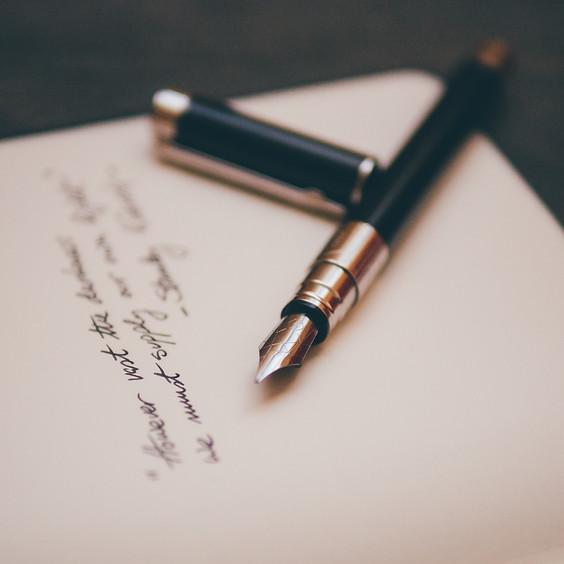 Writer's Circle August