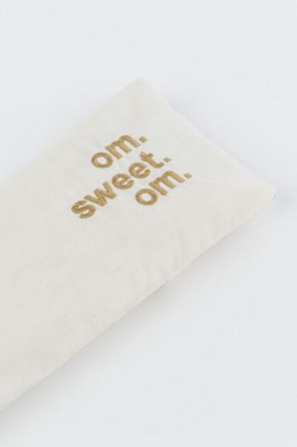 Om Sweet Om | Eye Pillow