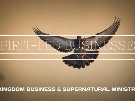 Spirit-Led Businesses